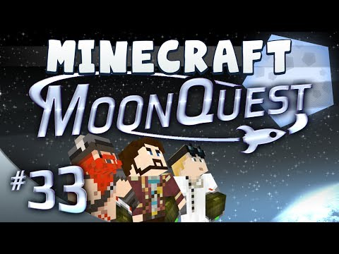 Minecraft Galacticraft - MoonQuest Episode 33 - Getting Things Done