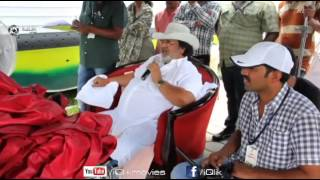 Erra-Bus-Movie-Making---Dasari-Narayana-Rao--Manchu-Vishnu--Catherine-Tresa