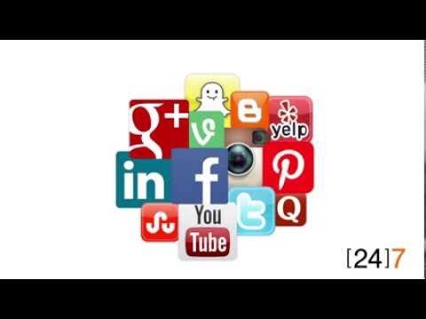 [24]7 Social - YouTube