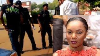 Nollywood Actress Chioma Chukwuka 'Harassed' By The