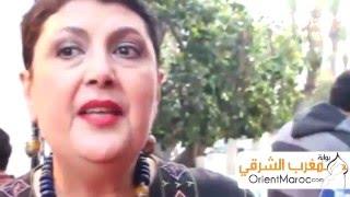 بالفيديو..آخر ظهور للإعلامية سميرة الفيزازي و هي تتكلم بالريفية بعد إصابتها بالسرطان |
