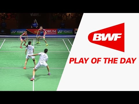 Play Of The Day | Badminton SF - Yonex German Open 2017