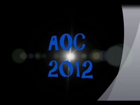 All Ontario Choir (AOC) 2012 slide show!