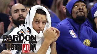What does losing Steph Curry mean for Kevin Durant?   Pardon The Interruption   ESPN