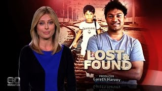 60 Minutes Australia: Lost & Found (2013) - Part One
