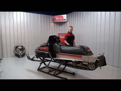 Yamaha Enticer Track Length