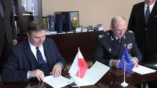 ХНУВС відвідав Генеральний Консул Генерального консульства Республіки Польща Януш Яблонський
