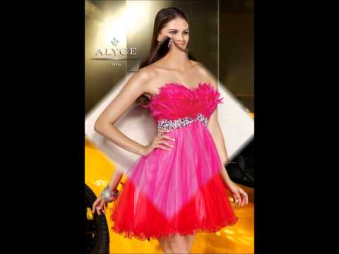 Vestidos Cortos Para 15 años 2014