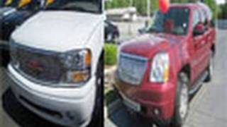 GMC Yukon Denali In Depth Review and Comparisons (2003 vs 2007) videos