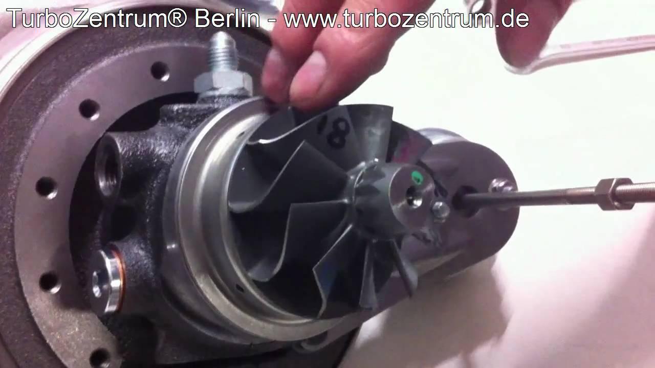 turbozentrum berlin zeigt einen borg warner efr turbolader. Black Bedroom Furniture Sets. Home Design Ideas