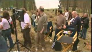 Harry Potter And The Deathly Hallows Part 1 Behind The Scenes Footage Part 1