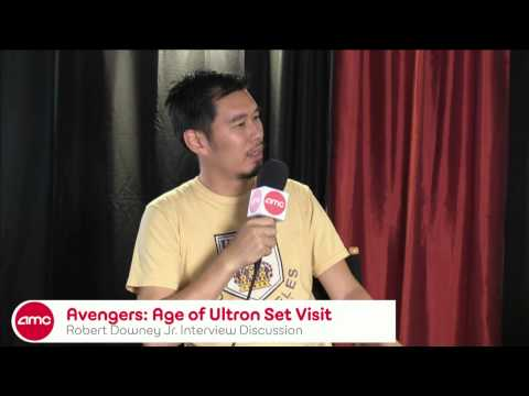 Avengers: Age Of Ultron Set Visit Report #1