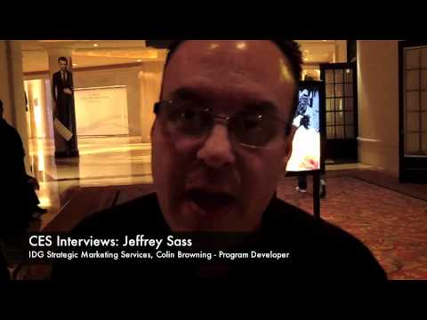 hqdefault CES 2011: Interview with Jeffrey Sass