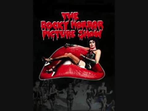 Rocky Horror Picture Show - Sweet Transvestite
