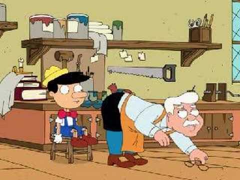 Geppetto / Ge-pedo