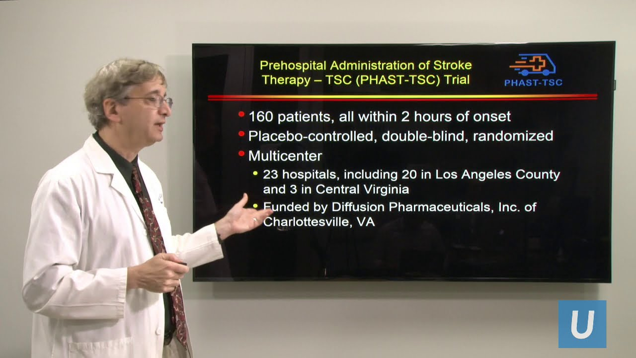 Stroke Prevention and Acute Treatment - Jeffrey Saver, MD | UCLAMDChat