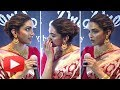 Deepika Padukone Gets EMOTIONAL Talking About Her Bollywood Journey