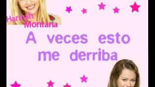 The ClimbHannah Montana (Miley Cyrus) En Español