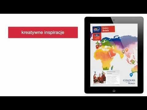 Dulux - Karta Kolorów 2013 na iPada