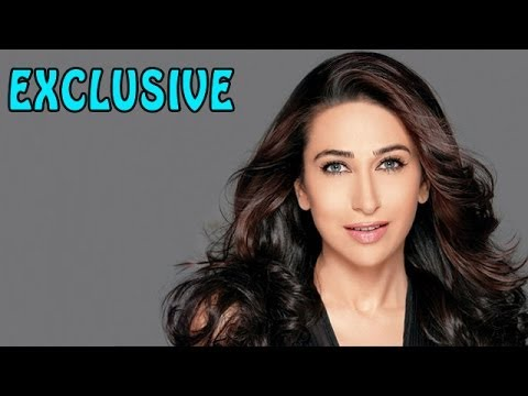 Karisma Kapoor's Exclusive Interview