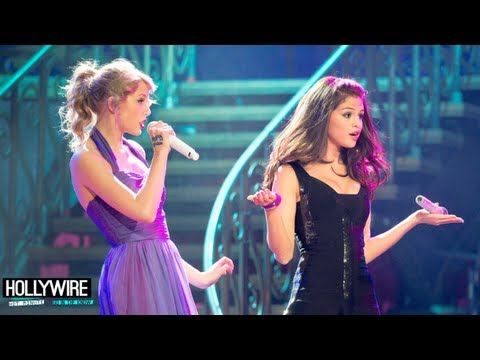 Taylor Swift Beatboxing Vs. Selena Gomez Rapping