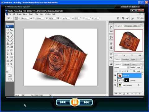 CD Tutorial Adobe Photoshop CS3 - Bahasa Indonesia - YouTube