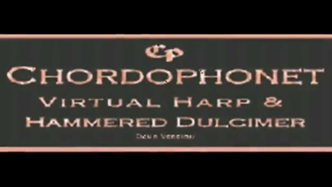 Speed the Plow - Chordophonet Virtual Hammered Dulcimer VST Software (Win MacOSX) - YouTube