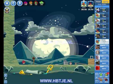 Angry Birds Friends Tournament Level 5 Week 129 (tournament 5) no power-ups