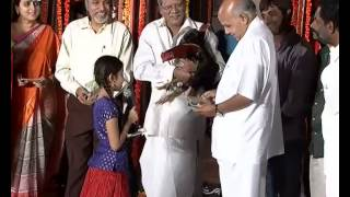 Dagudumoota Dandakore Audio Launch-Rajendra Prasad,Sara Arjun,Krish