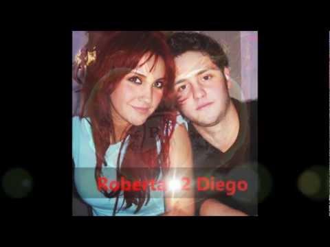 RBD - Nuestro Amor - Os casais de Rebelde