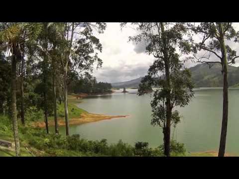 Aerial view of Ceylon Tea Trails