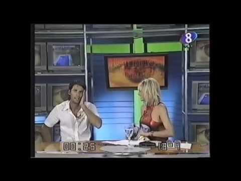 Gran Hermano 2 Argentina. Roberto Parra con Solita. Los 119 días de Roberto.y Final del programa.