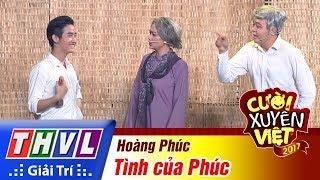 THVL | Cười xuyên Việt 2017 - Tập 12[1]: Hoàng Phúc kể chuyện tình bằng Bolero