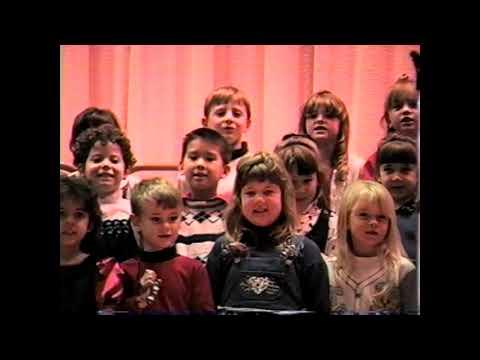MES Christmas Program 12-10-96