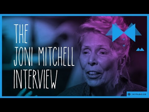 The Joni Mitchell Interview- A CBC Music Exclusive