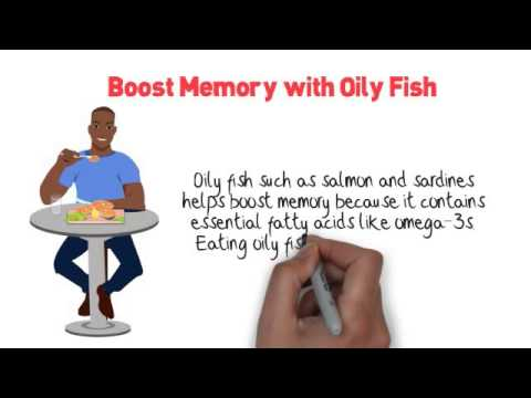 Healthy Eating Tip 10: Boost Memory with Oily Fish