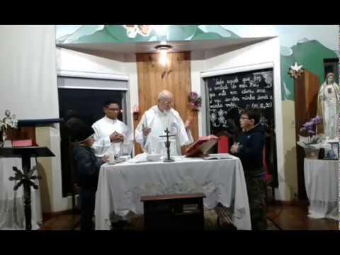 Santa Missa | 13.07.2020 | Segunda-feira | Padre José Sometti | ANSPAZ