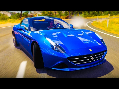 FERRARI CALIFORNIA T REVIEW!!   Not Just For Girls This Time   Forza Horizon 3 Fuelled Up! Ep.32