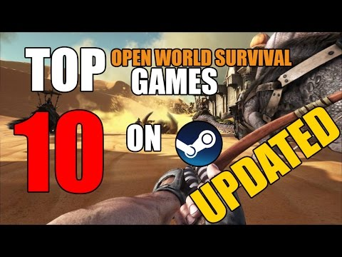 Best open world zombie survival games pc top 7 open for Survival crafting games pc