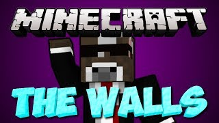 Minecraft THE WALLS: Trying to Survive Without the Dolphin! w/ TheCampingRusher