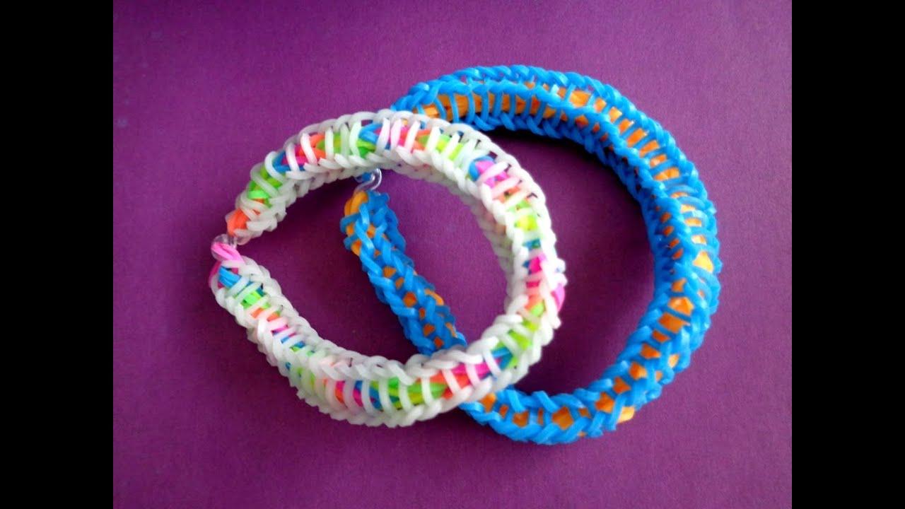 Плетём красивые браслеты