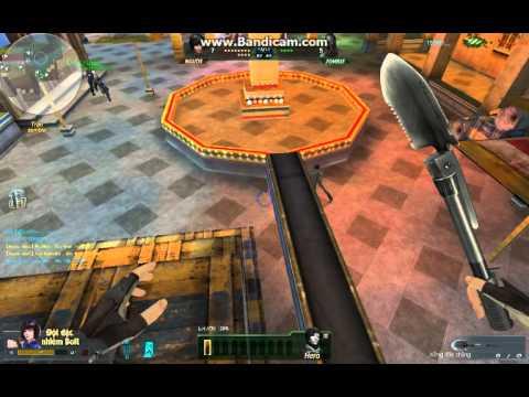 GamePlay truy kích : Zombie khu vui chơi