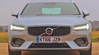Volvo S90 & V90 R Design (2017) The Most Beautiful Wagon? [YOUCAR]. YouCar Car Reviews.