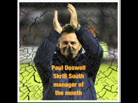 Doswell manager of the month