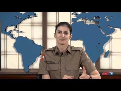 Tenente Maria assume 2� Companhia da Pol�cia Militar