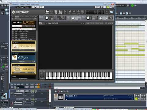 LA Scoring Strings (LASS) Demo