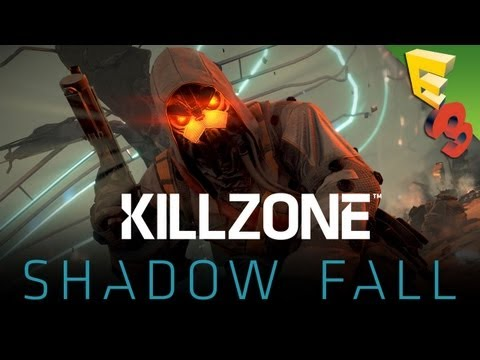 Killzone: Shadow Fall on PS4: GAMEPLAY and Interview from E3 2013