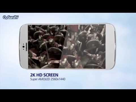 Samsung GALAXY S5 (trailer) 2014