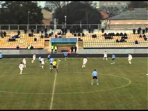 ФК «Одесса» - ФК «Нефтяник-Укрнефть» 1:1 (18.11.2011)