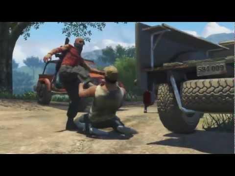 Far Cry 3 — видео про экосистему тропического острова